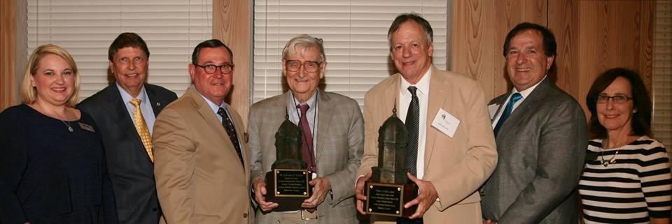 Frye Gaillard wins Eugene Current-Garcia Distinguished Scholar Award