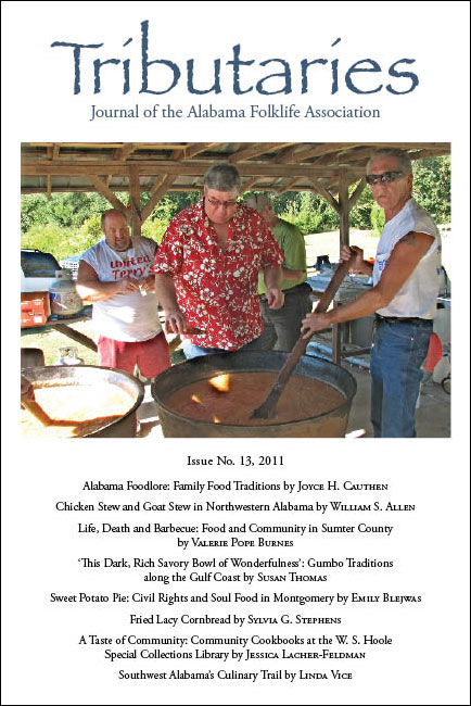 Alabama Folklife Association's Tributaries, Volume 13