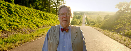 John Pritchard in the Mississippi Delta (Brandon Dill, Memphis Magazine)