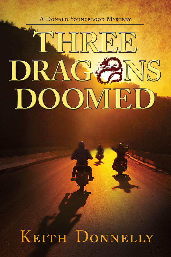 Three Dragons Doomed by Keith Donnelly