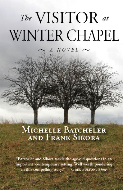 The Visitor at Winter Chapel