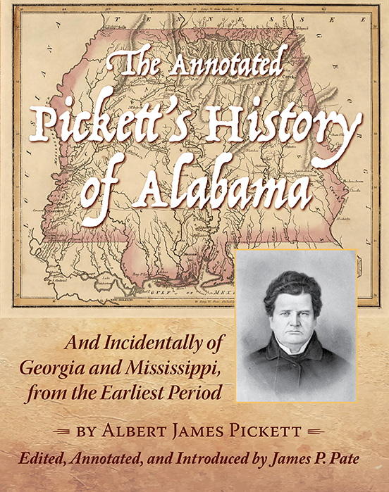 Annotated Pickett's History of Alabama
