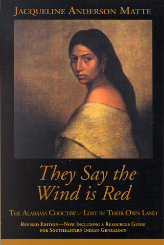 They Say the Wind is Red by Jackie Matte