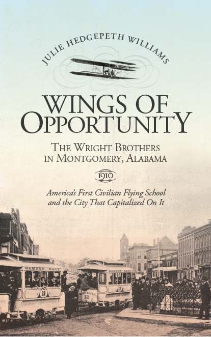 Wings of Opportunity by Julie Williams