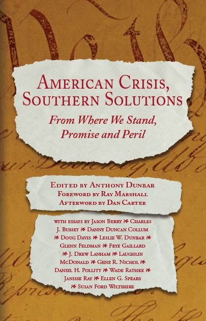 American Crisis, Southern Solutions