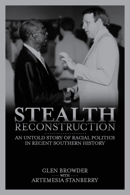 Stealth Reconstruction by Glen Browder