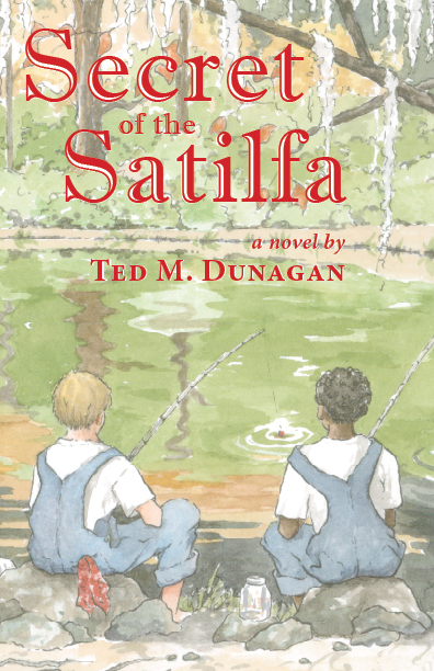 Secret of the Satilfa by Ted Dunagan