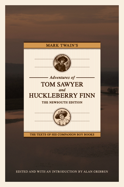 Mark Twain�s Adventures of Tom Sawyer and Huckleberry Finn