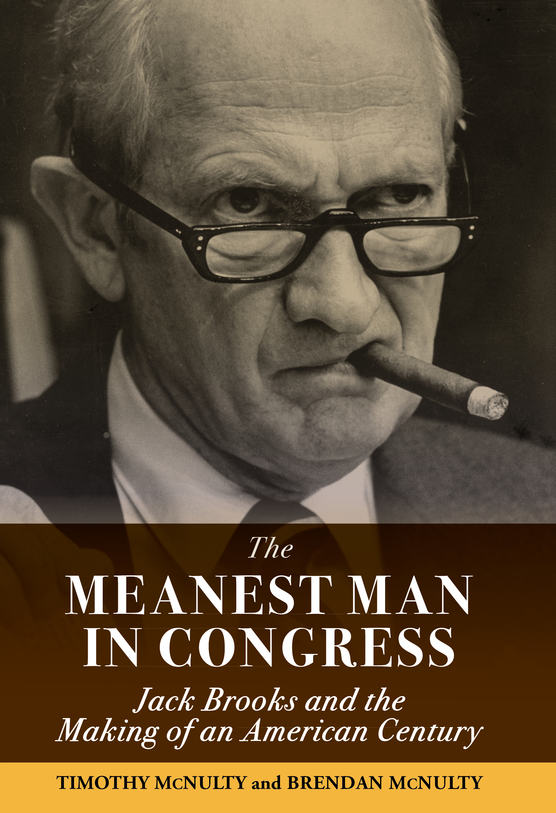 The Meanest Man in Congress