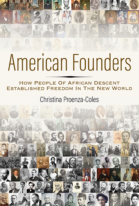 Cover of American Founders by Christina Proenza-Coles
