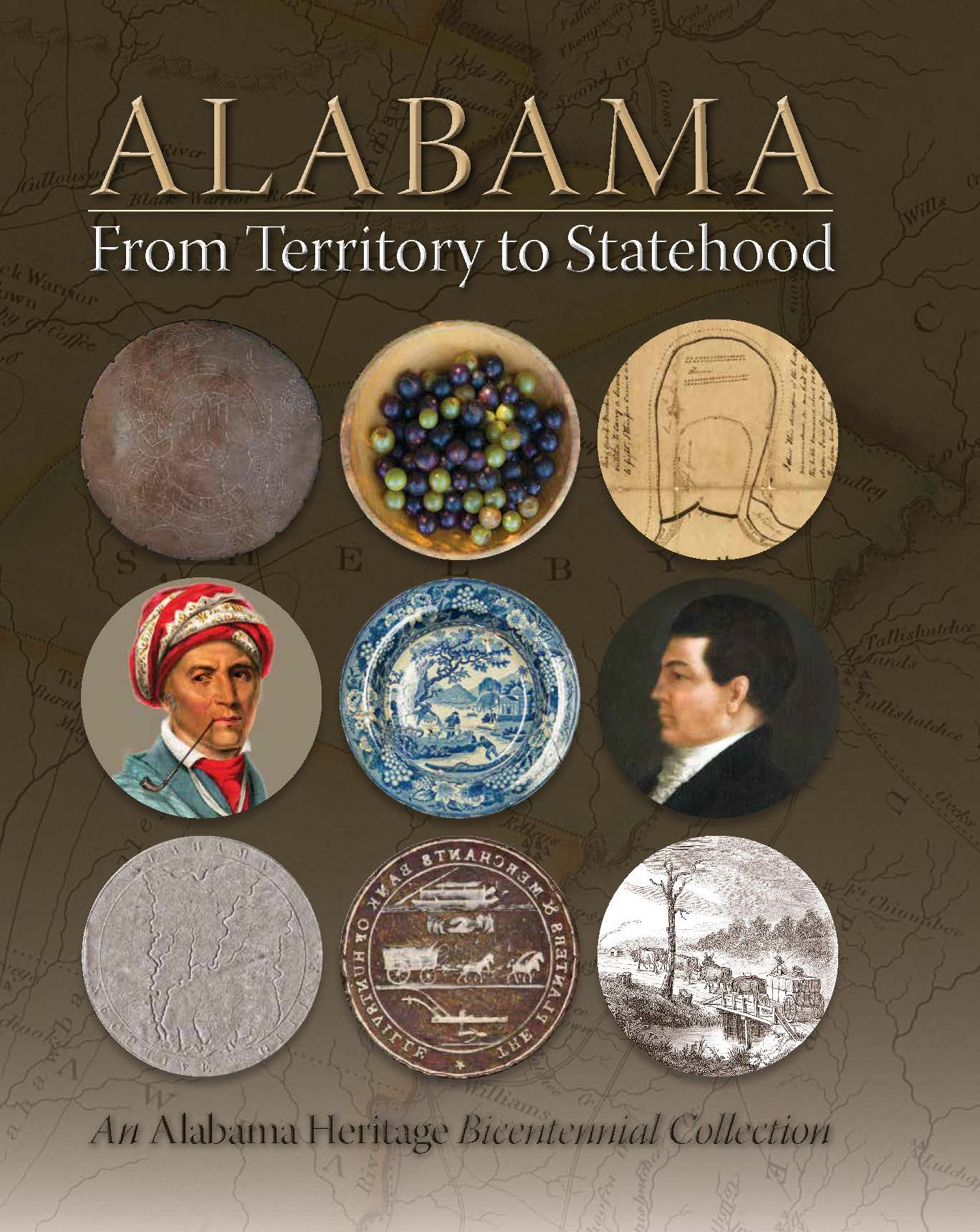 Alabama, from Territory to Statehood