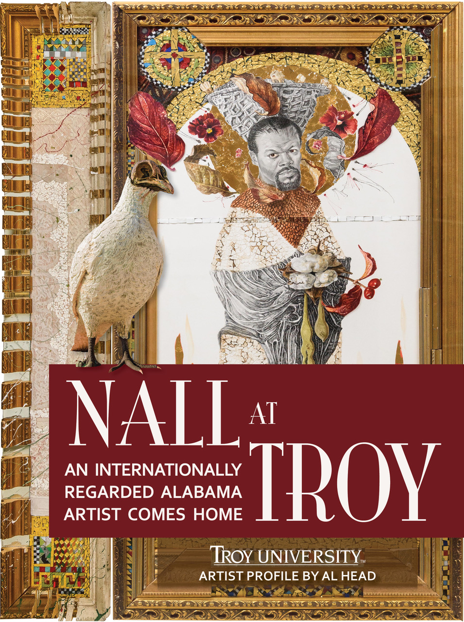 Nall at Troy: An Internationally Regarded Alabama Artist Comes Home