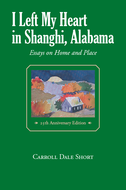 I Left My Heart in Shanghi, Alabama