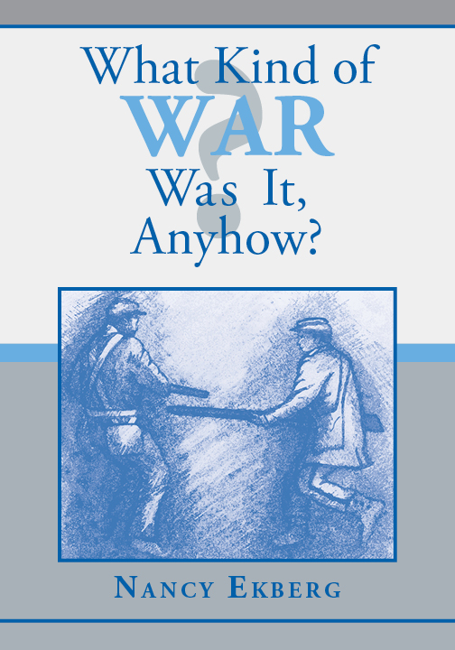 What Kind of War Was It, Anyhow?