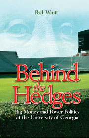 Behind the Hedges by Rich Whitt