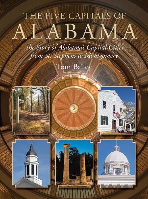 The Five Capitals of Alabama