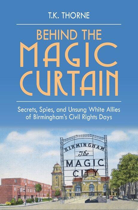 Behind the Magic Curtain